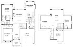 Architectural Floor Plans Cool Architectural House Plans Home
