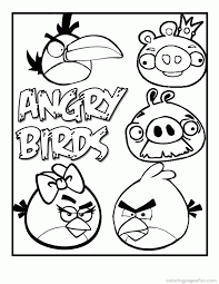 angry birds coloring pages 34 free printable coloring pages