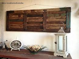 Wall Ideas : Benzara Wood Metal Wall Decor Metal Wood Wall Decor Within  Metal Airplane Wall
