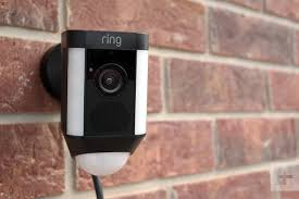 ring spotlight cam wired review a