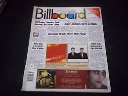 Details About 1987 September 5 Billboard Magazine Great Vintage Music Ads Charts J 608