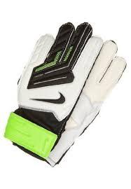 Nike Gk Jr Grip Youth Goalkeeper Gloves Size 6 White Green