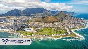 Güney Afrika Vizesi: Randevu ve Başvuru (2021) - Vize Randevu
