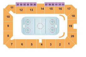 Sudbury Wolves Arena Seating Chart Sudbury Wolves Vs London Knights Tickets Fri Dec 20 2019