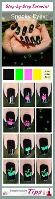 Simple, Easy & Scary Halloween Nail Art Tutorials 2013/ 2014 For ...
