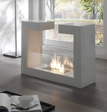 living room bio fireplaces  ethanol fireplace