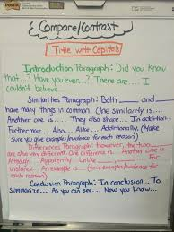 25 best ideas about compare and contrast examples on pinterest example of contrast compare and contrast chart and contrast definition essay compare and contrast examples