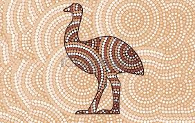 duck aboriginal art