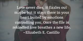 Quotes About Rekindling Love