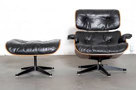 rosewood eames lounge chair by herman miller and vitra at stdibs