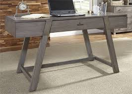 Moss Creek Writing Desk in Antique Gray Finish by Liberty