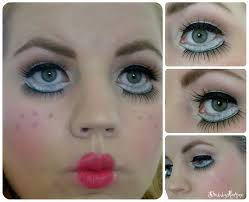 being a rag doll or a baby doll for it s easier then you think just take s time applying everything i used annabell skin
