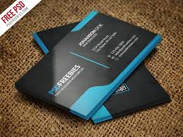 Buiness Card Graphic Designer Business Card Template Free Psd By Psd Freebies