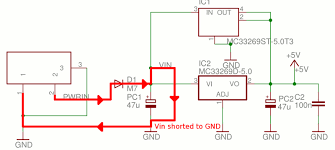 10 ways to destroy an arduino rugged circuits there is no current limit protection on the vin connector pin a short circuit from vin to gnd effectively short circuits the dc power jack input