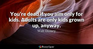 Funny Disney Movie Quotes Fascinating Walt Disney Quotes BrainyQuote