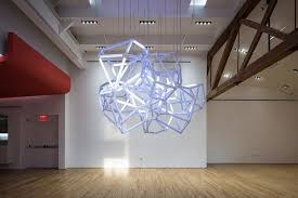 home lighting effects. Designed By SOFTlab, This Lighting Sculpture Shows Beautiful  Effects According To The Sound. It Was Installed With A Bunch Of Like Trail Home S