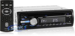 sony cdx gt360mp cdxgt360mp in dash cd mp3 wma car stereo w eq product sony cdx gt360mp how to install a car stereo
