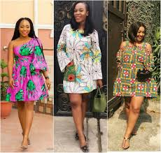 Ankara Shorts Designs For Ladies 101 Latest Short Gown Ankara Styles For African Ladies