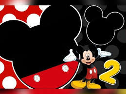 Free Mickey Mouse Template Download 75 Inspiring Mickey Mouse Invitation Template Ideas