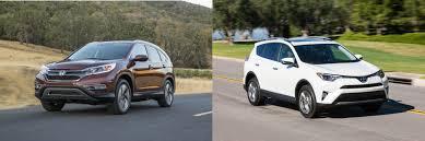 Head to Head: 2016 Honda CR-V vs. 2016 Toyota RAV4 - AutoNation ...