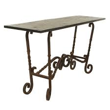 console table design affordable slate furniture