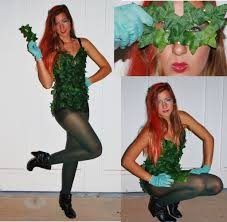 picture of poison ivy costume