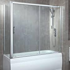 swinging glass shower door single glass shower door swinging frameless glass shower doors for tubs