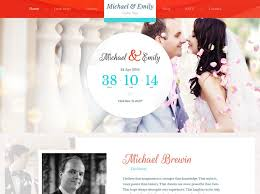 Wedding Wordpress Theme Wedding Wordpress Theme 2019 Wedding Theme For Wordpress