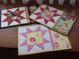 Mug rug snack mat placemat pattern SAWTOOTH by AnniesQuiltCraft ... & Patchwork · Mug rug snack mat placemat pattern ... Adamdwight.com