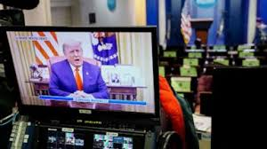 Trump impeachment trial confronts memories of capitol siege. Trump Angrily Watched Impeachment Proceedings While Asking About Path Forward Sources Abc News