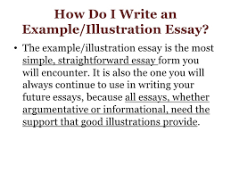 example and illustration essay topics a art personal study an  essay topics illustrative essay topics exemplification essay examples exemplification paragraph