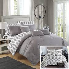 bed sheet and comforter sets amazon com chic home 10 piece comforter set including 4 piece