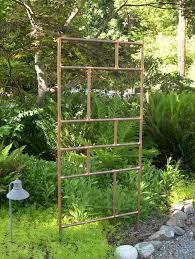 Trellis Modern Design Modern Design Concept For Garden Trellis Ideas 5549 Metal