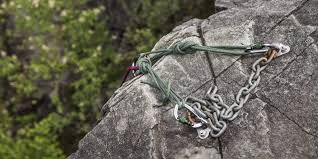 how to set and clean a top rope anchor