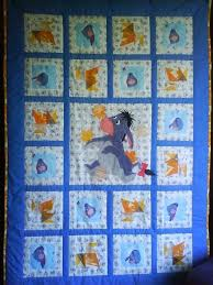 39 best Disney quilts images on Pinterest | Baby quilts, Baby ... & Looking for quilting project inspiration? Check out Eeyore by member Karin  Puust. - via · Disney QuiltEeyoreBaby ... Adamdwight.com