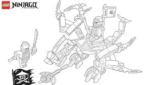 Small Picture Colouring Page NINJAGO Activities LEGOcom Ninjago LEGOcom