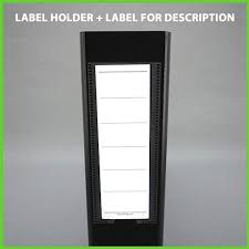 mini binder 2 inch mini ring binder for 5 1 2 x 8 1 2 paper with label holder