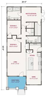 plan 50174ph 3 bed cottage house plan