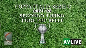 I gol più belli del secondo turno di Coppa Italia di serie C 2021/22 -  YouTube