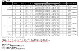 Enkei Pf01 Evo Evolutionm Mitsubishi Lancer And Lancer