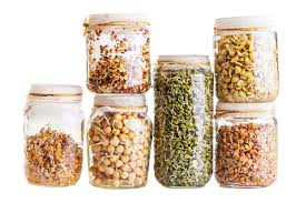 Soak And Sprout Chart How To Soak Sprout Nuts Seeds Grains Beans