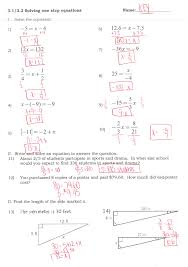 prepossessing solving absolute value equations and inequalities worksheet answers on solving inequalities worksheet practice best