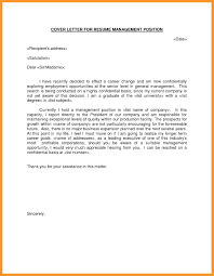 Communication Cover Letter  Example Of Operations Manager Cover     Reed