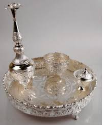 silver wedding gifts