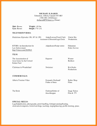 Cosmetologist Resume Cosmetologist Resume Resume For Cosmetologist