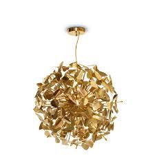 contemporary chandelier swarovski crystal brass mcqueen globe