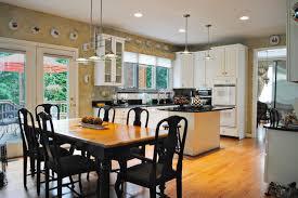 eat in kitchen lighting. eatin kitchen light tan black and white traditionalkitchen eat in lighting houzz