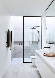 modern white bathroom designs. Beautiful White Shower Floor Ideas That Reveal The Best Materials For Job Inside Modern White Bathroom Designs W