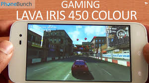 Lava Iris 450 Colour Gaming Review ...
