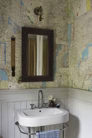 Image Peel Bathrooms With Wallpaper Elle Decor Best Bathroom Wallpaper Ideas 17 Beautiful Bathroom Wall Coverings